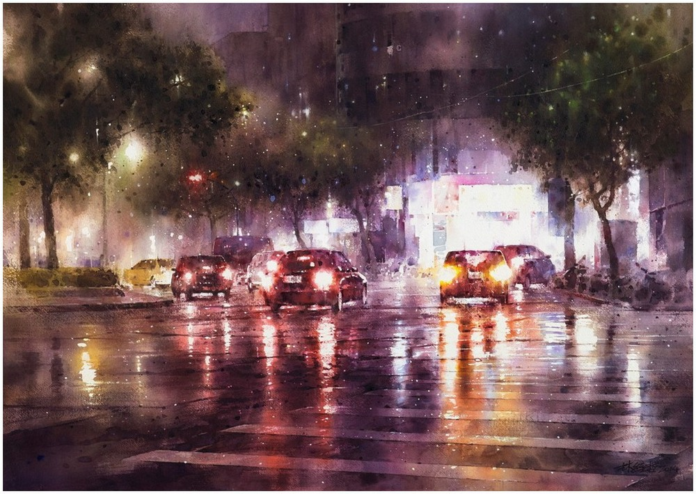 Akvarelnye-kartiny-Lin-Ching-Che_6