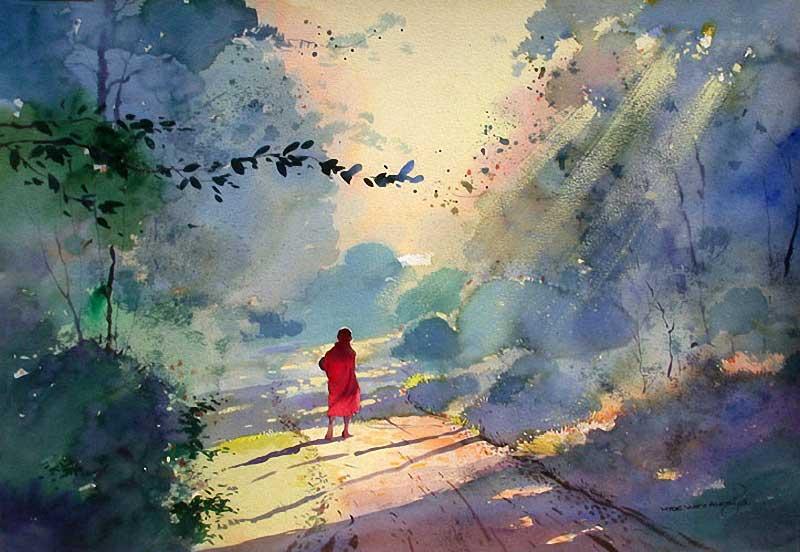 Akvarelnye-kartiny-hudozhnik-Me-Vin-Ong_12