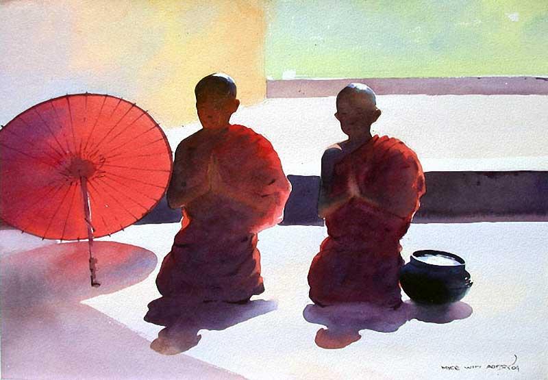 Akvarelnye-kartiny-hudozhnik-Me-Vin-Ong_29