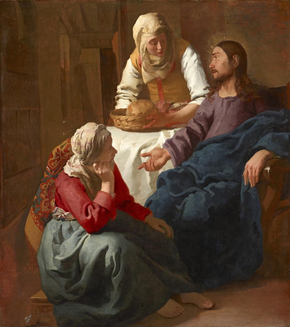 Johannes (Jan) Vermeer