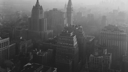 Атмосфера Нью-Йорка после Второй мировой войны в уличной фотографии Тодда Уэбба