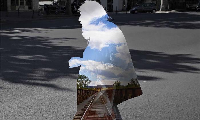 Фотоколлажи, раскрывающие глубокий внутренний мир человека
