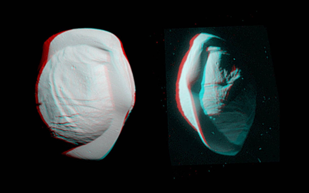 фото космического объекта виде пельмени