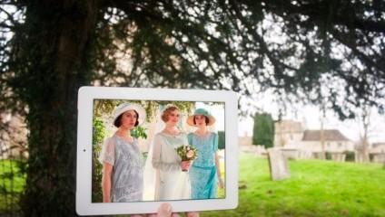 Путешественницы нашли места съемок известных фильмов и сопоставили с кадрами из них