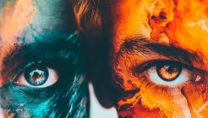 Яркие краски на фотографиях Brightong