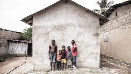 Честные и искренние фотографии детей народа эве из африканской страны Того