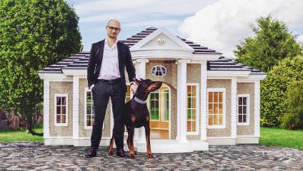 Собачья конура за 150 000 фунтов стерлингов