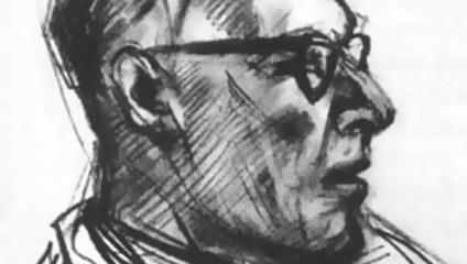 Эксперимент из 1950-х: художнику давали ЛСД и просили нарисовать 9 портретов