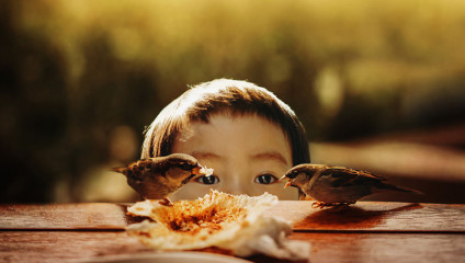 Детишки со всего света: лучшие работы конкурса детской фотографии Child Photo Competition