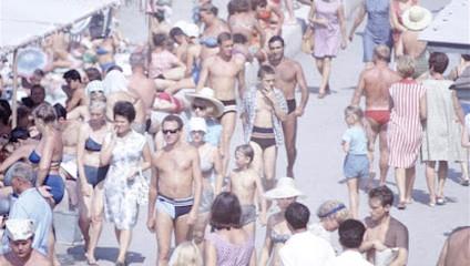 Как жила советская молодёжь в 1960-х. Снимал американский фотограф Билл Эппридж