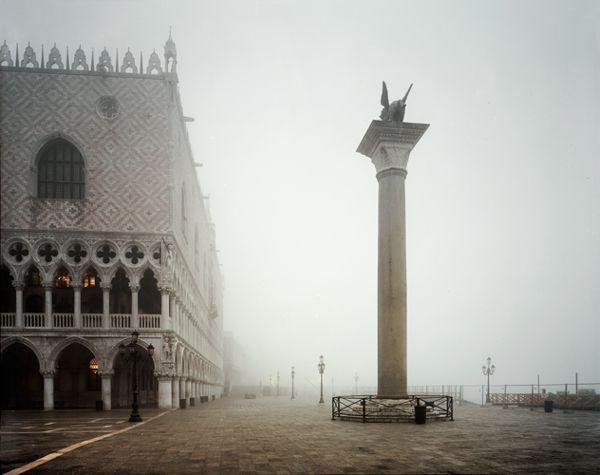 Венеция в тумане