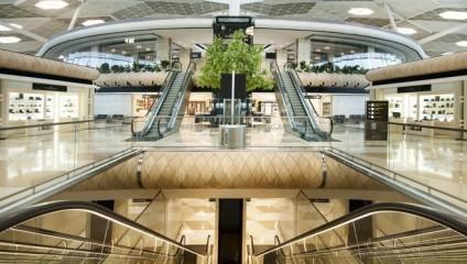 Аэропорт в Баку — это произведение искусства!