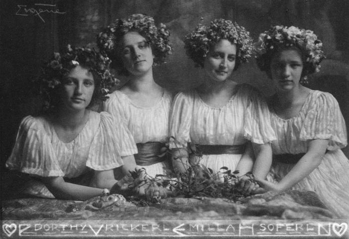 Фрэнк Юджин – гений художественного портрета: снимки начала ХХ века