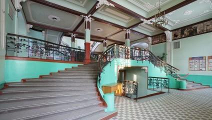 Самая красивая школа России: ногинская средняя школа № 10
