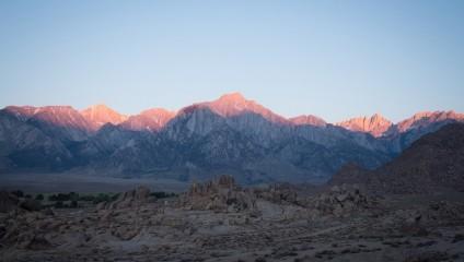 Путешествие по Сьерра-Неваде: дорожные зарисовки американского фотографа