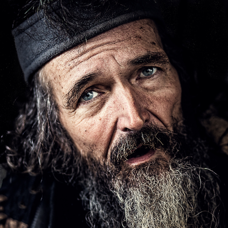 Фотографии бездомных, которые трогают до глубины души