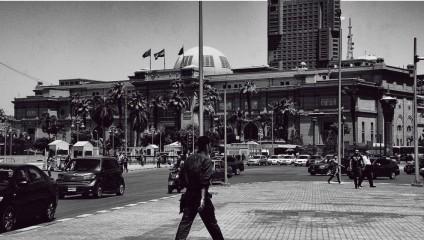 Египет в фотоманипуляциях Хорхе Риеры