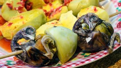 10 заморских деликатесов, при виде которых у вас пропадёт аппетит