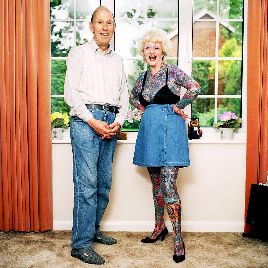 К чёрту возраст: фотопроект о тех, кто бунтарь по жизни