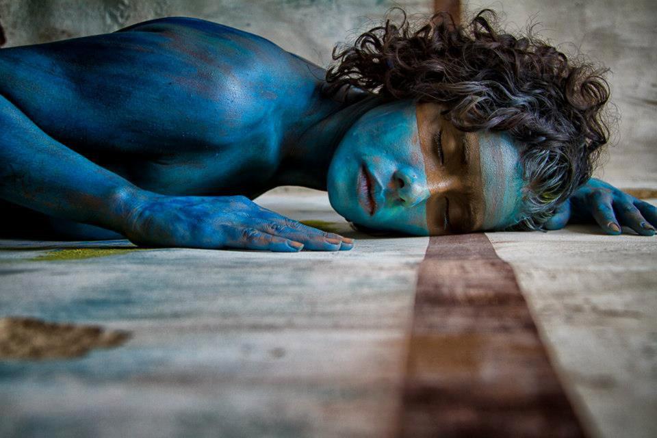 Человек и природа в фотопроекте Клэр Жан