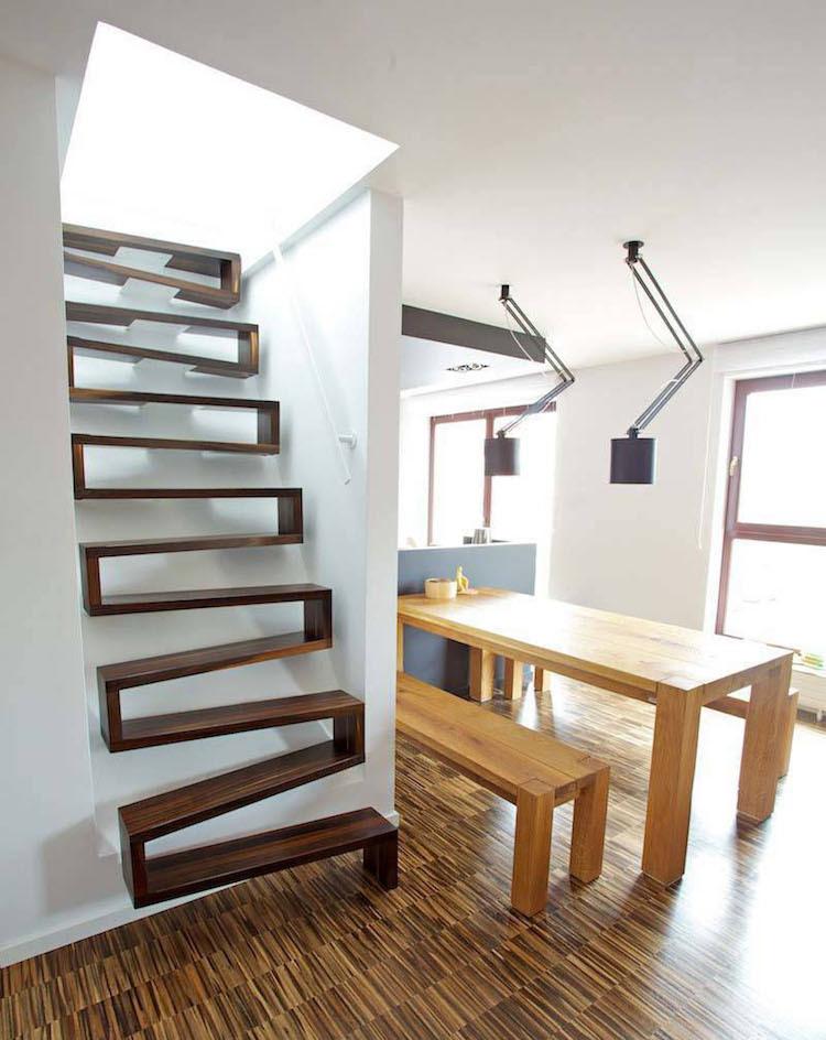 Самые необычные лестницы, на которые только оказалось способно воображение дизайнеров и архитекторов