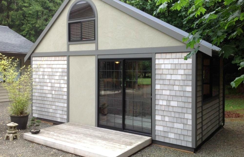 Домашний минимализм: Архитектор обустраивает маленькие домики для комфортной жизни