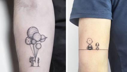 20 примеров тату, которые заставят вас влюбиться в это искусство