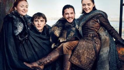 Как выглядели актеры Игры престолов в молодости