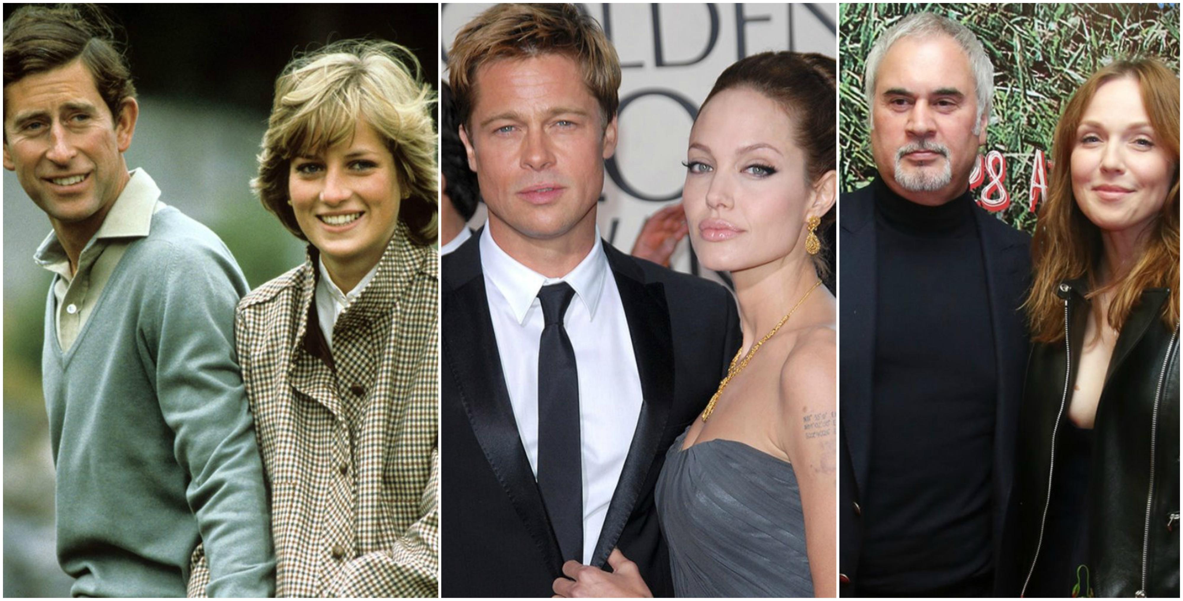 Любовницы против жен: 10 самых скандальных разводов