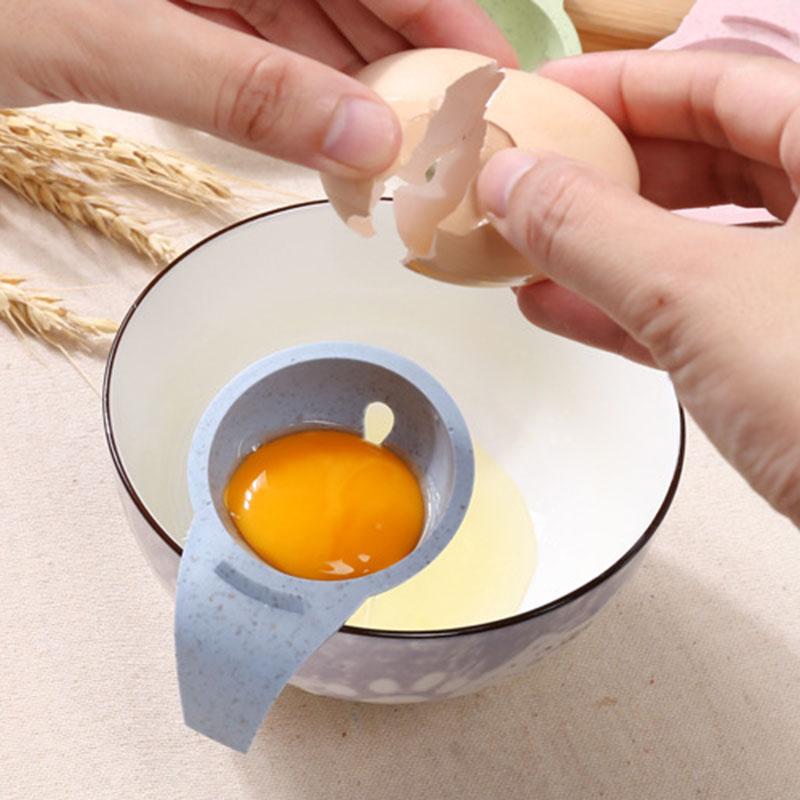 1-Шт-Яйца-Пароход-Плита-Яйцо-Инструмент-Мини-Яйцо-Сепаратор-Яйцо-Делители-Кухня-Инструменты-Синий-Зеленый