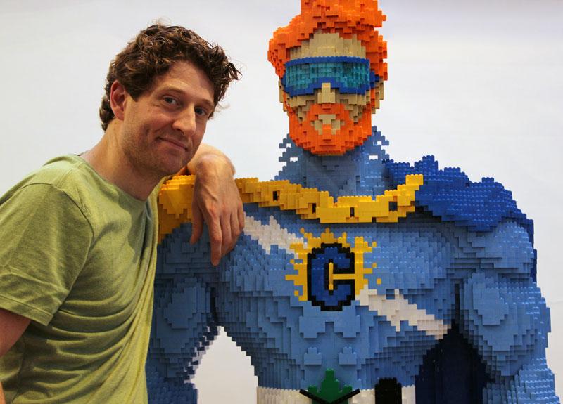 Искусство Лего — сенсационная выставка в Петербурге