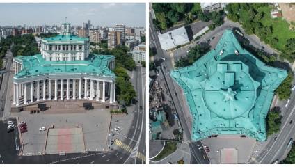 10 знаковых зданий Москвы за последние 100 лет