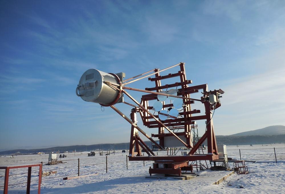 Черенковский телескоп-2