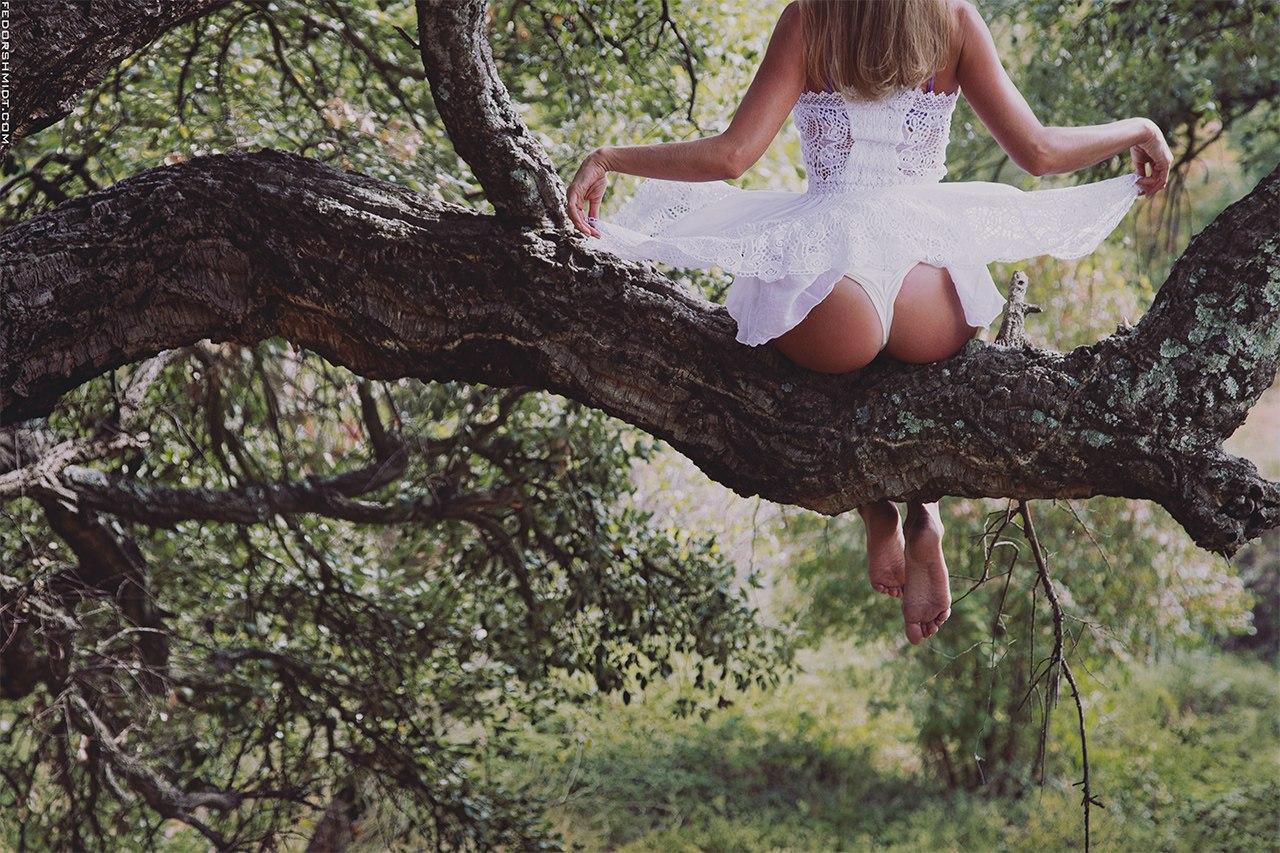 Фотограф Фёдор Шмидт: пикантные снимки сногсшибательных красавиц