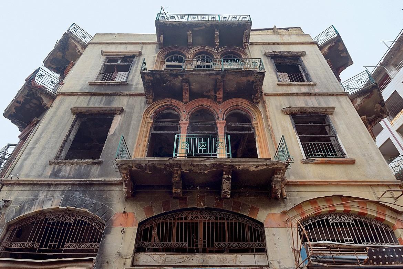 Гостиницы Сирии, которые больше никогда не примут постоятельцев