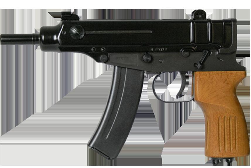 Škorpion (Скорпион) — чехословацкий автоматический пистолет, разрабатывался для вооружения танкистов, связистов и военнослужащих других специальностей. Скорпион был принят на вооружение в ЧССР в 1961 году (отсюда обозначение vz.61 — vzor 61, то есть образец 1961 года). Современная модификация — Scorpion EVO III