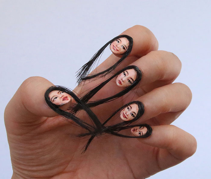 hair-selfie-nails-art-tiny-faces-designdain-6