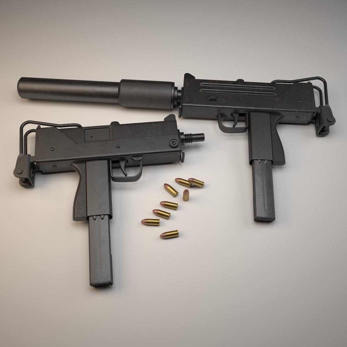 MAC-10 (англ. Military Armament Corporation Model 10, официально как M10) — компактный пистолет-пулемёт, разработанный Гордоном Б. Инграмом (англ. Gordon B. Ingram) в 1964 году.