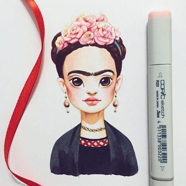 lera-kiryakova-celebrity-illustrations-art-007