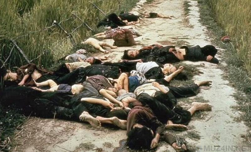 Ма́ссовое уби́йство в Сонгми́ (вьетн. Thảm sát Sơn Mỹ) — военное преступление, совершённое солдатами Армии США в деревенской общине Милай (вьетн. Mỹ Lai, округ Сонтинь провинции Куангнгай в Южном Вьетнаме), которое получило мировую известность в 1969 году в ходе войны во Вьетнаме.