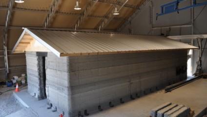 Построен в один день: американские военные научились печатать бетонные здания