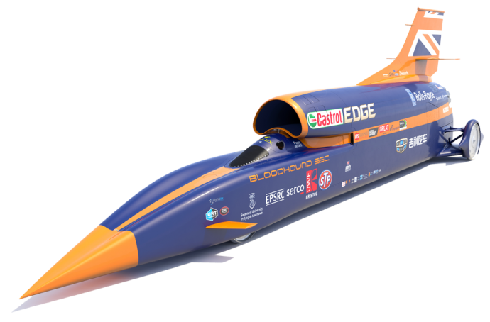 BLOODHOUNDSSC_Front34TopDown_trans_Sep2016_pic_credit_Flock_London