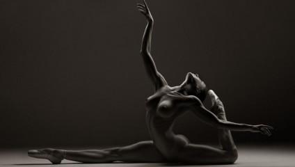 Красота и эстетика обнажённого тела от André Brito