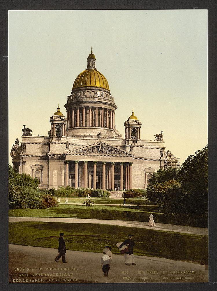 Isaakievskii_sobor_iz_Alexanderovskogo_sada_Sankt-Peterburg