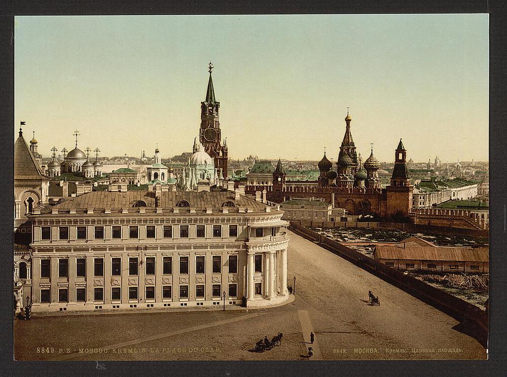 Ivanovskaia_TCarskaia_ploshchad_kreml