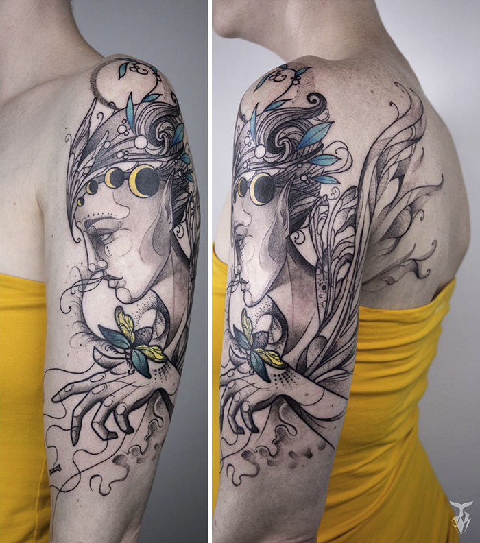 Nature-and-Art-Nouveau-inspired-tattoo-art-59bf768dad810__700