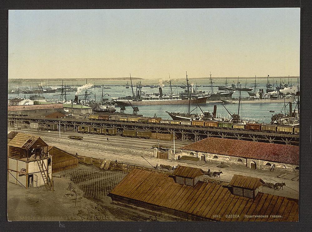 Port_Odessa