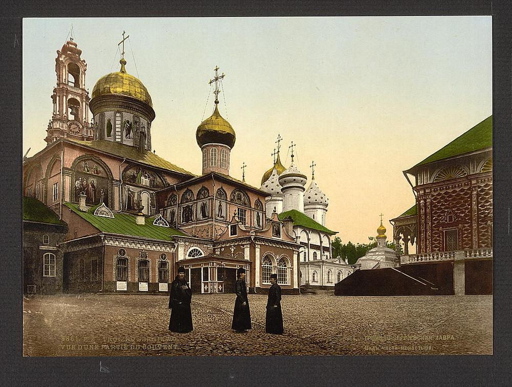 Troitce-Sergieva_Lavra_Rossiia