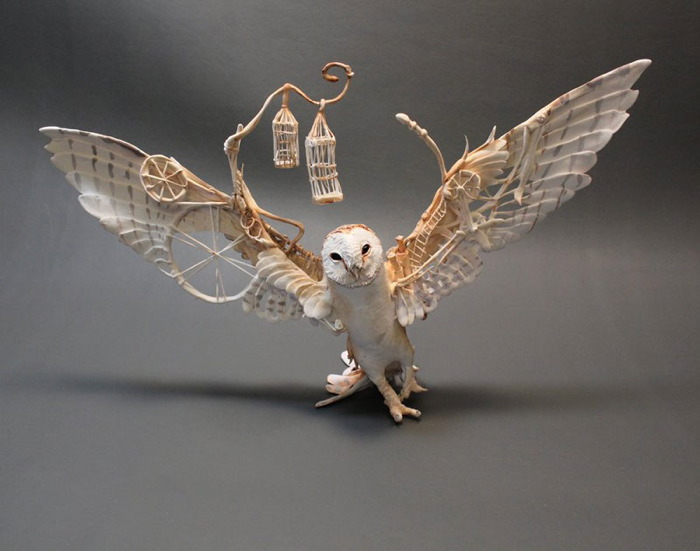 fantasy-creature-sculptures-by-ellen-jewett-1