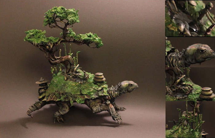 fantasy-creature-sculptures-by-ellen-jewett-16
